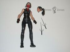 Marvel Legends Series Man-Thing BAF Daredevil Series ELEKTRA Figure