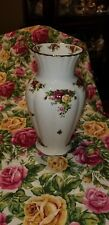 Royal albert old country roses 12 inch vase