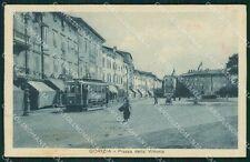 Gorizia Città Tram cartolina QT1010