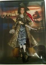Pirates of The Caribbean: On Stranger Tides Angelica 2011 Barbie Doll