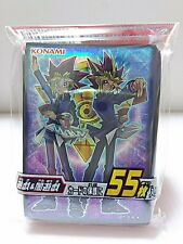 Yugioh ARC-V OCG Duel Monsters Card Protector Sleeves Yugi Muto NEW 2