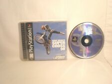 Jeremy McGrath Supercross '98 (Sony PlayStation 1, 1998)  complete