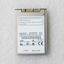 "1.8"" MK1233GSG MICRO SATA 120GB Hard Drive For HP Elitebook 2530P 2730P 2740P"
