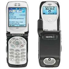 Motorola i920 IDEN Nextel Flip Cellphone