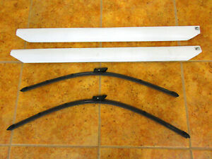 Pair of Front Windscreen Wiper Blades for Mercedes Benz ML350 3.7 09//02-10//05