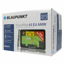 Navigation Blaupunkt TravelPilot 43EU AMW Navi mit TMC (43 Länder)