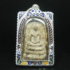 Rare Phra Somdej Toh Wat Rakhang Buddha ,Phim Yai ,Real Silver casing AAAA+
