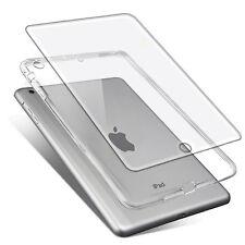 9H Panzerglas Folie+ Silikon Tasche Apple iPad mini 1 2 3 Tablet Etui Cover-TPU