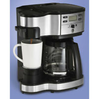 Coffee maker Hamilton Beach 2 Way Brewer | Model 49980Z Top Quality By Hamilton