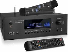 Wireless BT Streaming Home Theater Receiver - 5.2-Ch Surround Sound Stereo...