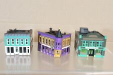 WALTHERS N SCALE AMERICAN 2 STORY CITY STORE REALTORS BAR FLORIST BUILDING