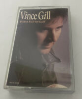 Pocket Full of Gold by Vince Gill (Cassette, Mar-1991, MCA)