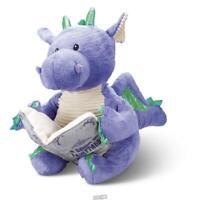 Cuddle Barn's Animated Fairy Tale Reading Dalton The Storytelling Dragon 12 inch