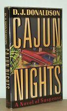 D.J. Donaldson - Cajun Nights - 1st 1st HCDJ - New Orleans Louisiana Mystery