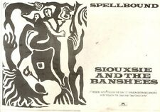 23/5/1981Pg37 Single Advert 7x10 Siouxsie And The Banshees* - Spellbound