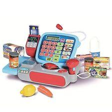 Casdon Supermarket Chip N PIN gioco di ruolo giocattolo fino al registratore di cassa