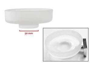 Vallona Spare Soap Dish Glass Satin