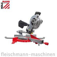 Holzmann PROFI Zugsäge Kappsäge + Gehrungssäge KAP255XJL + Laser + HM-Sägeblatt
