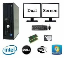PCs de sobremesa y todo en uno Windows 10 Intel Dual Core 4GB