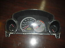 00-02 Mitsubishi Eclipse 2.4L AT Instrument Cluster Speedometer ONLY 10K MILES