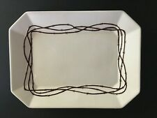 HiEnd Accents Farmhouse Rustic Barbwire Serving Platter