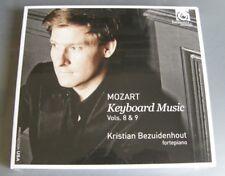 KRISTIAN BEZUIDENHOUT (2CD) MOZART KEYBOARD MUSIC Vols 8 & 9 -  NEUF SCELLE