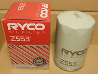 Z553 RYCO Oil Filter for Volkswagen Golf Eos Beetle Audi A3 A4 S2 S3 S4 TT Seat