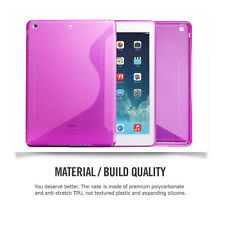 YellowKnife -Ultra Thinnest Soft S TPU Case for Apple iPad Air, iPad 5 /5th Gen