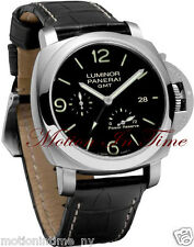 Panerai PAM 321 Luminor 1950 3 Days Power Reserve GMT Automatic 44mm Limited Ed.