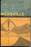 Hicksville 1 A Comic Book Black Eye 1998 VF