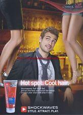 Well Shockwaves Ultra Strong Tuff Stuff 2008 Magazine Advert #3301