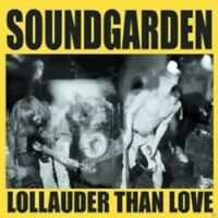 Soundgarden Lollauder Than Love New Vinyl LP Album Louder