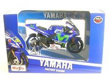 Maisto Yamaha Yzr-m1 Jorge Lorenzo 2016 MotoGP Moto GP Movistar 1 18 #99