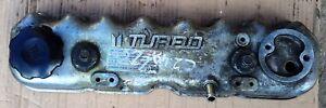 ISUZU ENGINE C223 C223-T 2,2L, OHV, 8 VALVES TOP VALVE COVER USED
