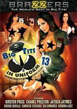 Big Tits in Uniform 13 BRAZZERS BIG ASS TEEN MILF A.NAL  BIG TITS  NEW SEALED