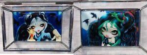 Strangeling Glass Jewellery Box.Nemesis Now. Jasmine Becket-Griffith