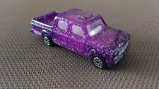 Voiture Miniature Majorette Super Crystal « Chevrolet D20 » En Très Bon Etat.
