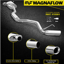 "Magnaflow 2.5"" Cat Back Single Exhaust System 2017-2018 Honda Ridgeline 3.5L V6"