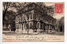CANADA carte postale ancienne MONTREAL St James club