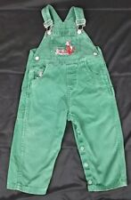 Disney Store Winnie the Pooh Boy's Green Coveralls Size 18 mos