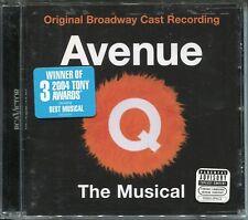 Avenue Q The Musical - Original Broadway Cast Recording