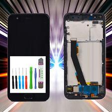 Original Xiaomi Mi6 LCD Écran Écran Tactile Noir Affichage Noir + Cadre