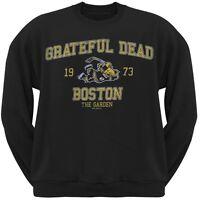 New Official Grateful Dead - Bobby Bear Boston Crew Neck Sweatshirt