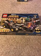 LEGO 6864 Batmobile Two-Face Chase Batman Movie DC Super Heroes Retired HTF