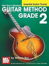 Mel Bay presents Modern Guitar Method, Grade 2, Essential Guitar Chords, Bay, Wi