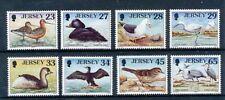 TIMBRE STAMP ZEGEL JERSEY OISEAUX BIRDS VOGELS 897-904  XX