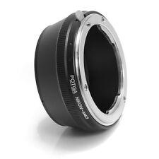 FOTGA Nikon AI lens to Micro M 4/3 Adapter Ring For LX100 GM1 GM5  GX7 EPL7 E-5M