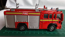 VINTAGE FIRE ENGINE CAMION No. 61055 toy car pressofusione TRUCK collectible