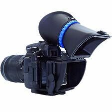 "3.0X Universal LCD 3"" 3.2"" Screen Viewfinder For CANON Nikon Sony DSLR Camera"