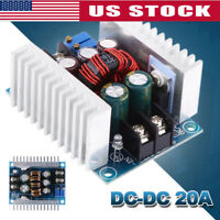 300W DC-DC Converter Step down Buck- Step down Power 20A Adjustable Charger
